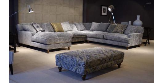 Wonderful Claudius Corner Sofa